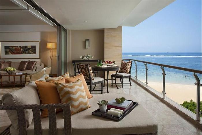 The Mulia Bali - Balcony