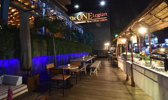 The ONE Legian - Buffet