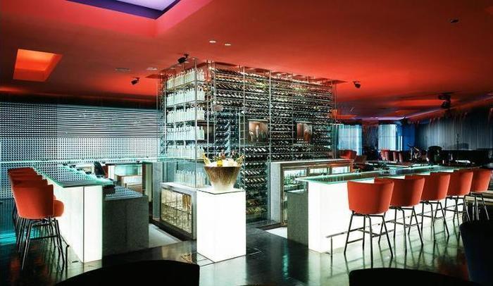 Grand Hyatt Jakarta - Hotel Bar