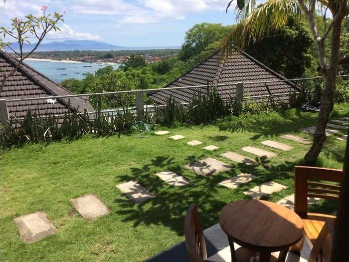 Lembongan Cliff Villas Bali - Outdoor Pool