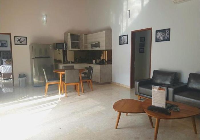 AP Suite Apartment Bali - In-Room Dining