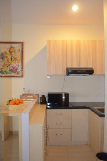 AP Suite Apartment Bali - In-Room Kitchen
