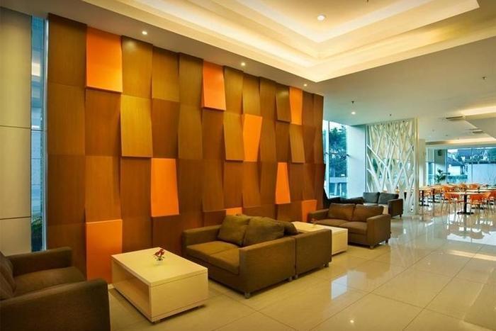 V Hotel & Residence Bandung - Lobi
