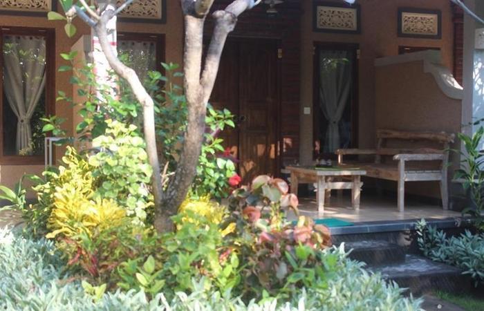 Van Karning Bungalow Bali - Exterior