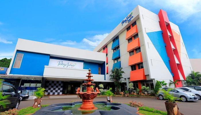 Patra Comfort Jakarta - Bangunan