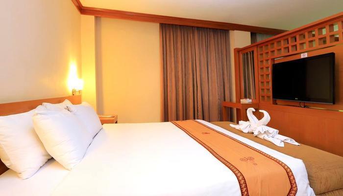Hotel Patra Jasa jakarta - Kamar Suite