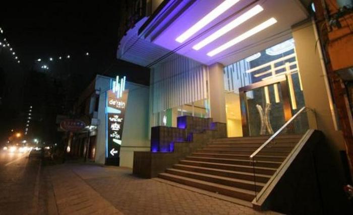 De Rain Hotel  Bandung - Entrance