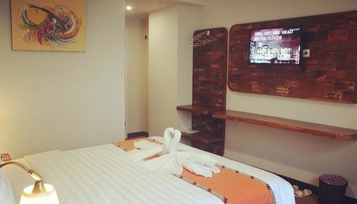 Best City Hotel Jogja - Room