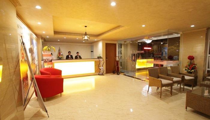 Best City Hotel Jogja - Lobby