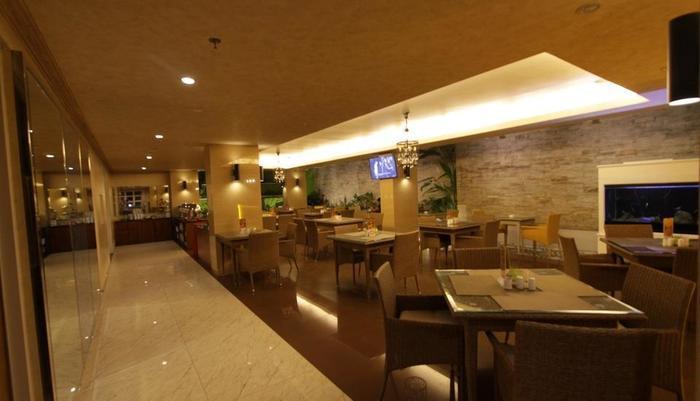 Best City Hotel Jogja - Restaurant