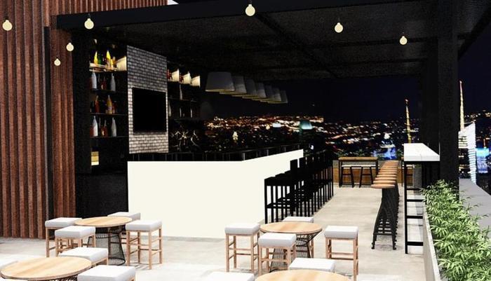 Front One Hotel Jayapura - Restoran