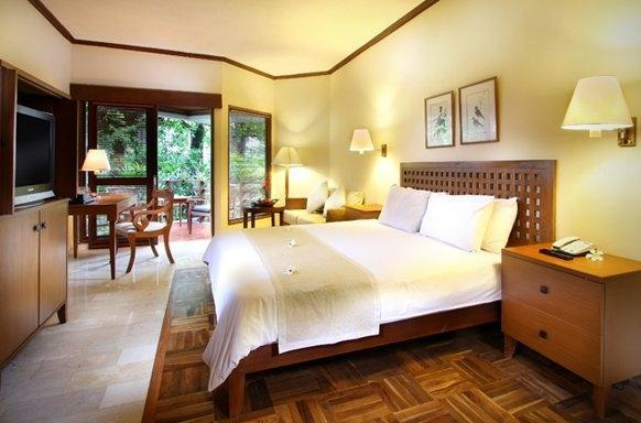 The Santosa Villas & Resort Lombok - Kamar Deluxe Cottage