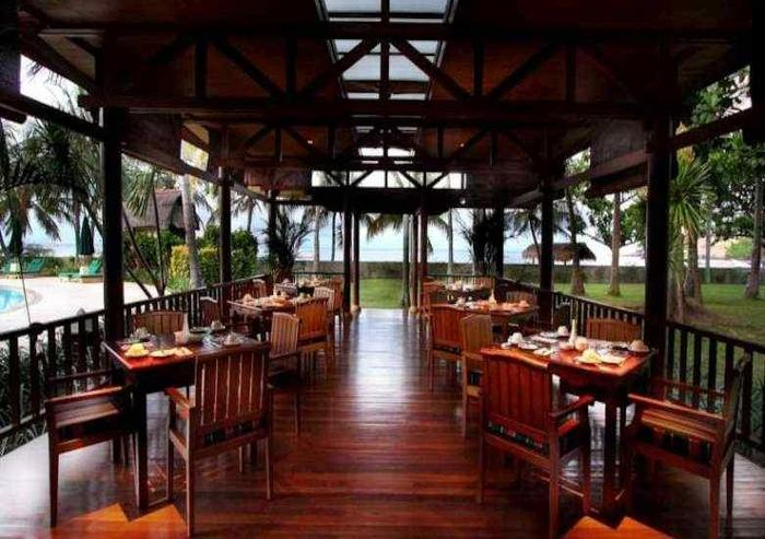 The Santosa Villas & Resort Lombok - Resto