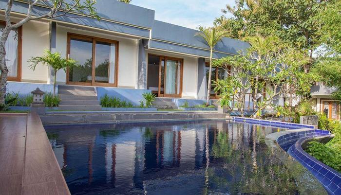 ZEN Premium Pecatu Padang Padang Beach Bali - Kolam Renang