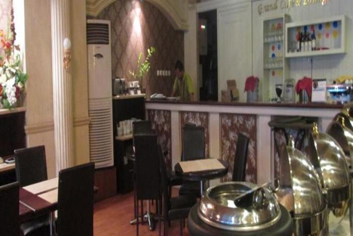 Kangen Hotel Jogja - Ruang makan