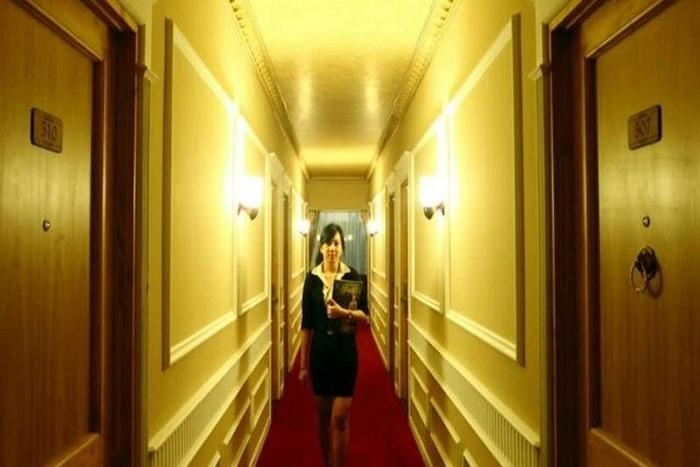 Kangen Hotel Jogja - Koridor