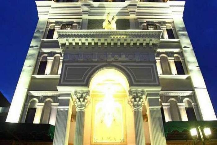 Kangen Hotel Jogja - Tampilan Luar Hotel