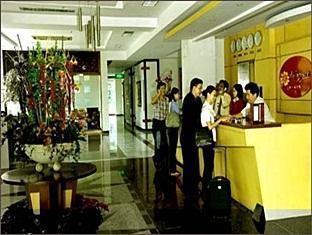 Kchrysant Hotel Jakarta - Resepsionis