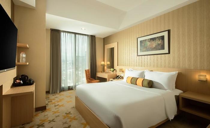 Hotel Chanti Semarang - Deluxe King Bed