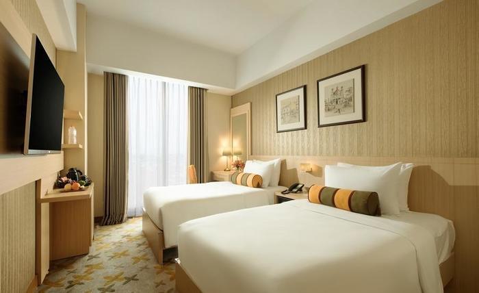 Hotel Chanti Semarang - Deluxe Twin Bed