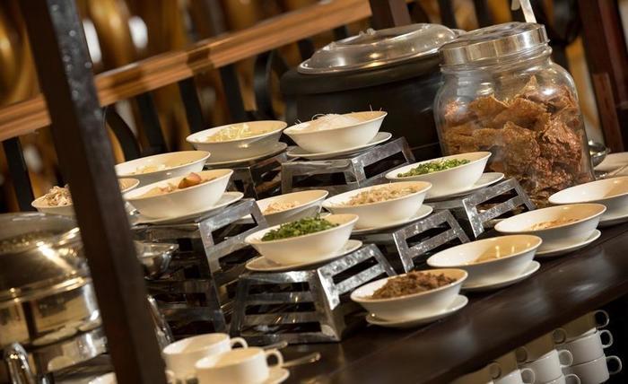 Hotel Chanti Semarang - Layana Cafe and Restaurant (Lay Out 10)