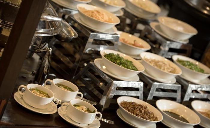 Hotel Chanti Semarang - Layana Cafe and Restaurant (Lay Out 11)