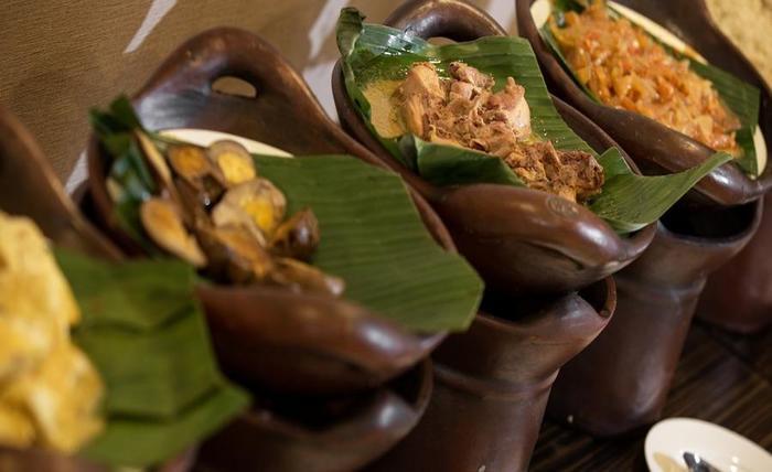 Hotel Chanti Semarang - Layana Cafe and Restaurant (Lay Out 12)