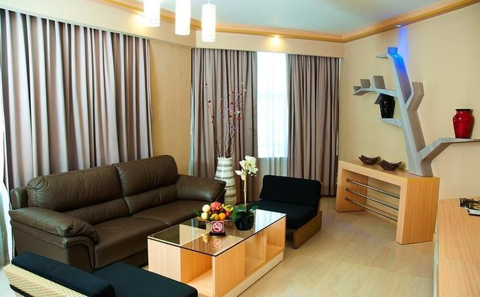 Hotel Horison Makassar - Executive Suite Living Room