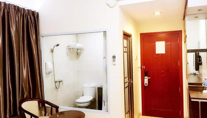 De Best Hotel Batam - Kamar tamu