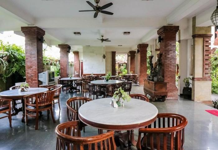 NIDA Rooms Ubud Raya Mas Bali - Restoran
