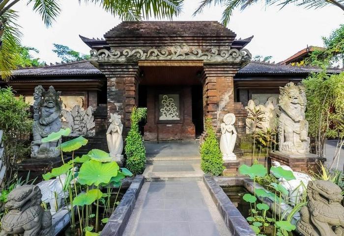 NIDA Rooms Ubud Raya Mas Bali - Penampilan