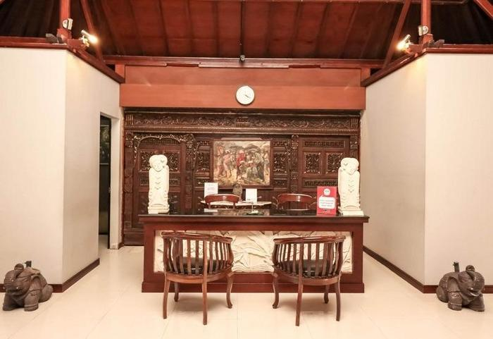 NIDA Rooms Ubud Raya Mas Bali - Resepsionis