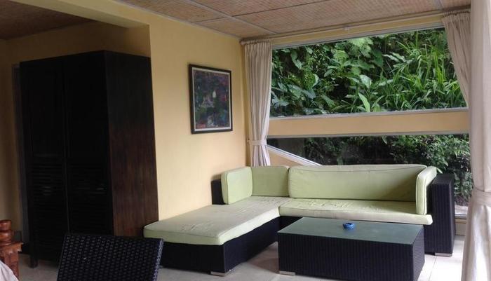 Bali Eco Resort Bali - Ruang tamu