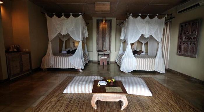 Wapa di Ume Bali - Kamar Tamu