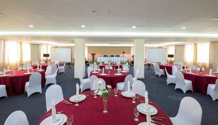 Sintesa Peninsula Palembang - Ballroom