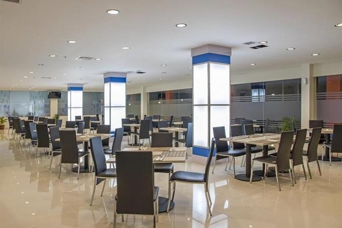 D'Merlion Hotel Batam - Restoran