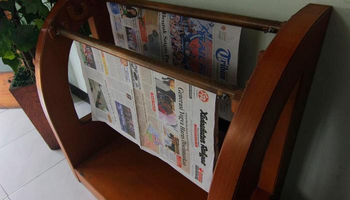 Ndalem Mantrijeron Hotel Yogyakarta - Koran