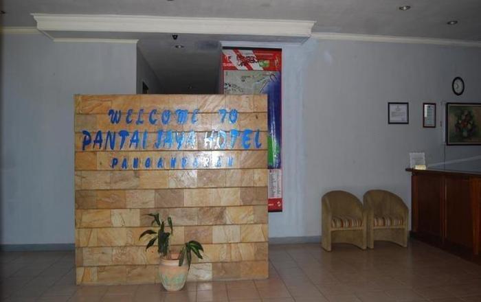 Hotel Pantai Jaya Pangandaran - Resepsionis