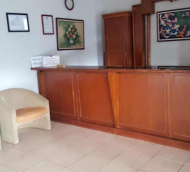 Hotel Pantai Jaya Pangandaran - Recepcionist