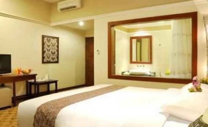 Grand Tryas Hotel Cirebon - Kamar tamu