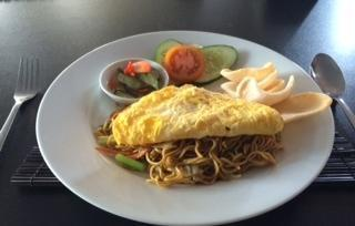 Arya Hotel & Spa Bali - mie goreng