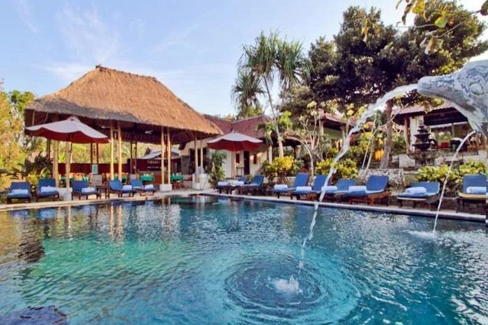 Tanis Villa  Bali - Kolam Renang