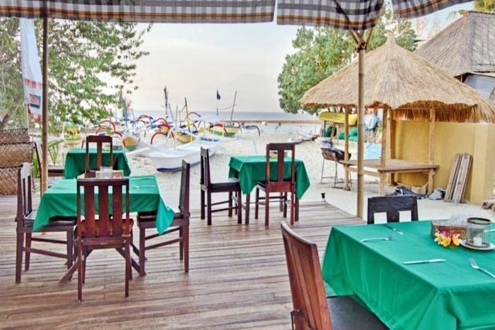 Tanis Villa  Bali - Restoran
