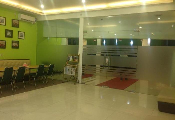 Hotel Rujia Pasar Baru Jakarta - Lobby