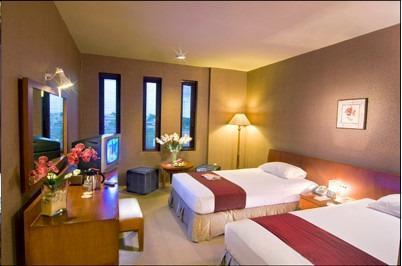 Kenari Tower Hotel Makassar - Deluxe Twin