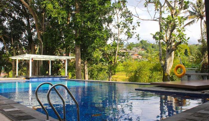 Resort Prima Cipayung - Kolam Renang