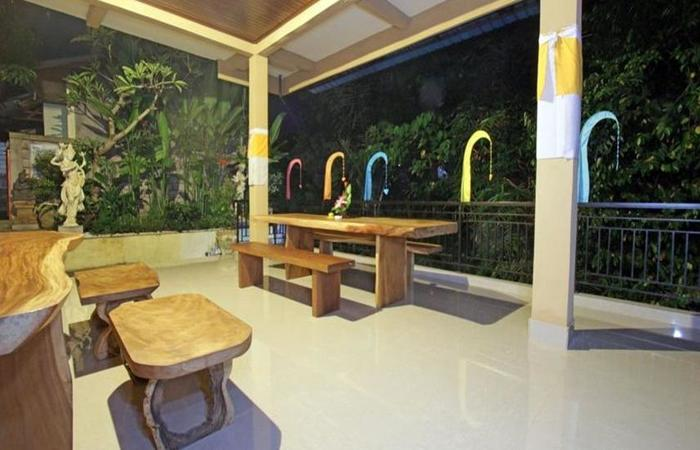 Gusti Putu Oka Guest House [Not Active] Bali - Eksterior