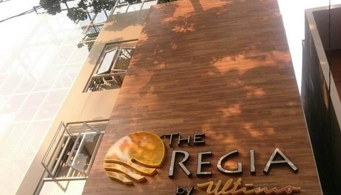 The REGIA Bandung - Tampak Depan