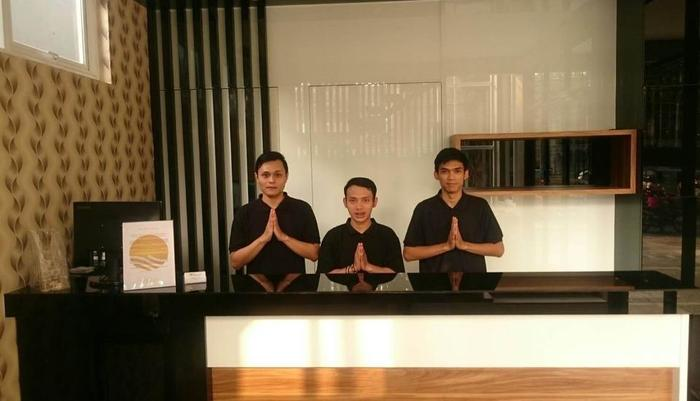 The REGIA Bandung - front Office