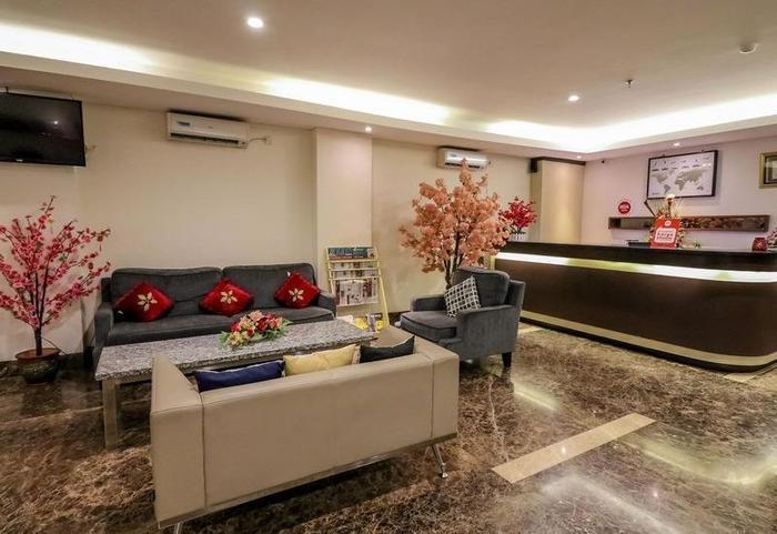 NIDA Rooms Makassar Banda - Loby